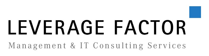 LEVERAGE FACTOR Logo
